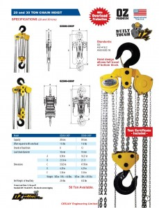 Oz Lifting Product Catalog Ceejay Engineering-page-007