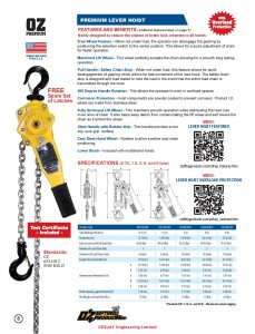 Oz Lifting Product Catalog Ceejay Engineering-page-008
