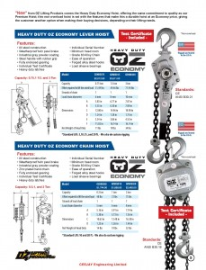 Oz Lifting Product Catalog Ceejay Engineering-page-009